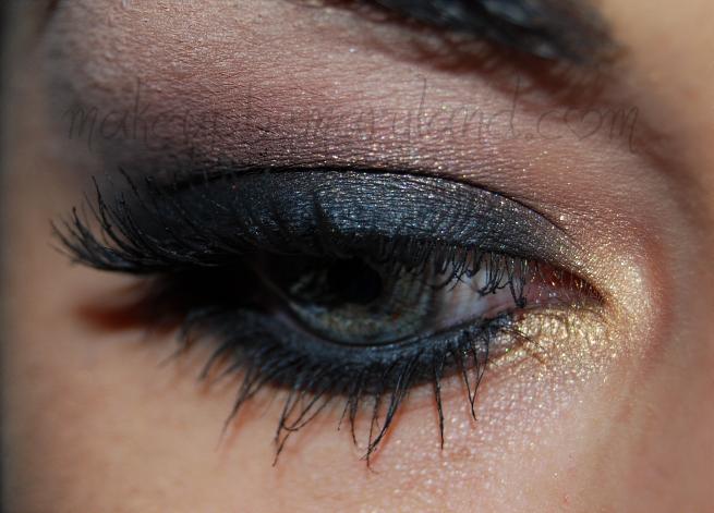 Look ahumado en negro y marrón-387-makeupbymariland