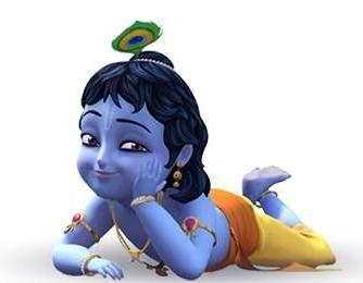 Little Krishna Wallpaper Download
