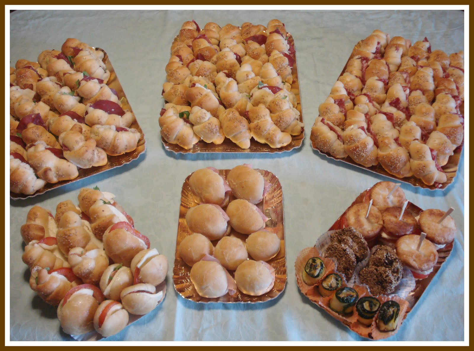 Conosciuto Buccia's Cakes: Il Buffet per il compleanno di Mattia QN35