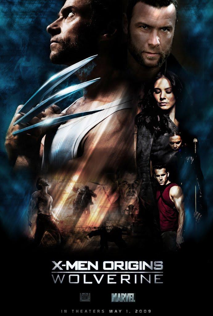 Wolverine jagas av galna fans