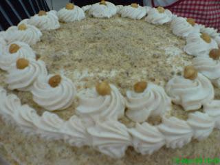 Membuat Kue Ulang Tahun : Resep White Forest Cake Kukus Cara Yang Mudah dan Murah