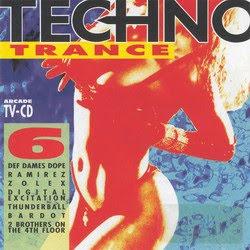 90s hits and mixes: Techno Trance 6 (1993)