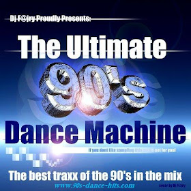 90s hits and mixes: The Ultimate 90's Dance Machine