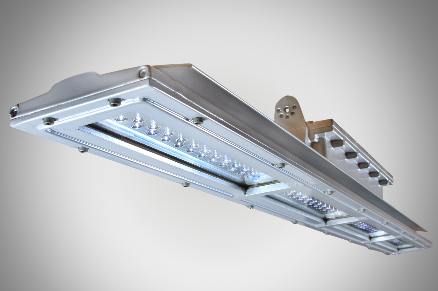 Dialight Corporation Unveils Industrys First Class I Div Commercial Wiring Flouresent Lights 1 Led Linear Fixture For Hazardous Locations