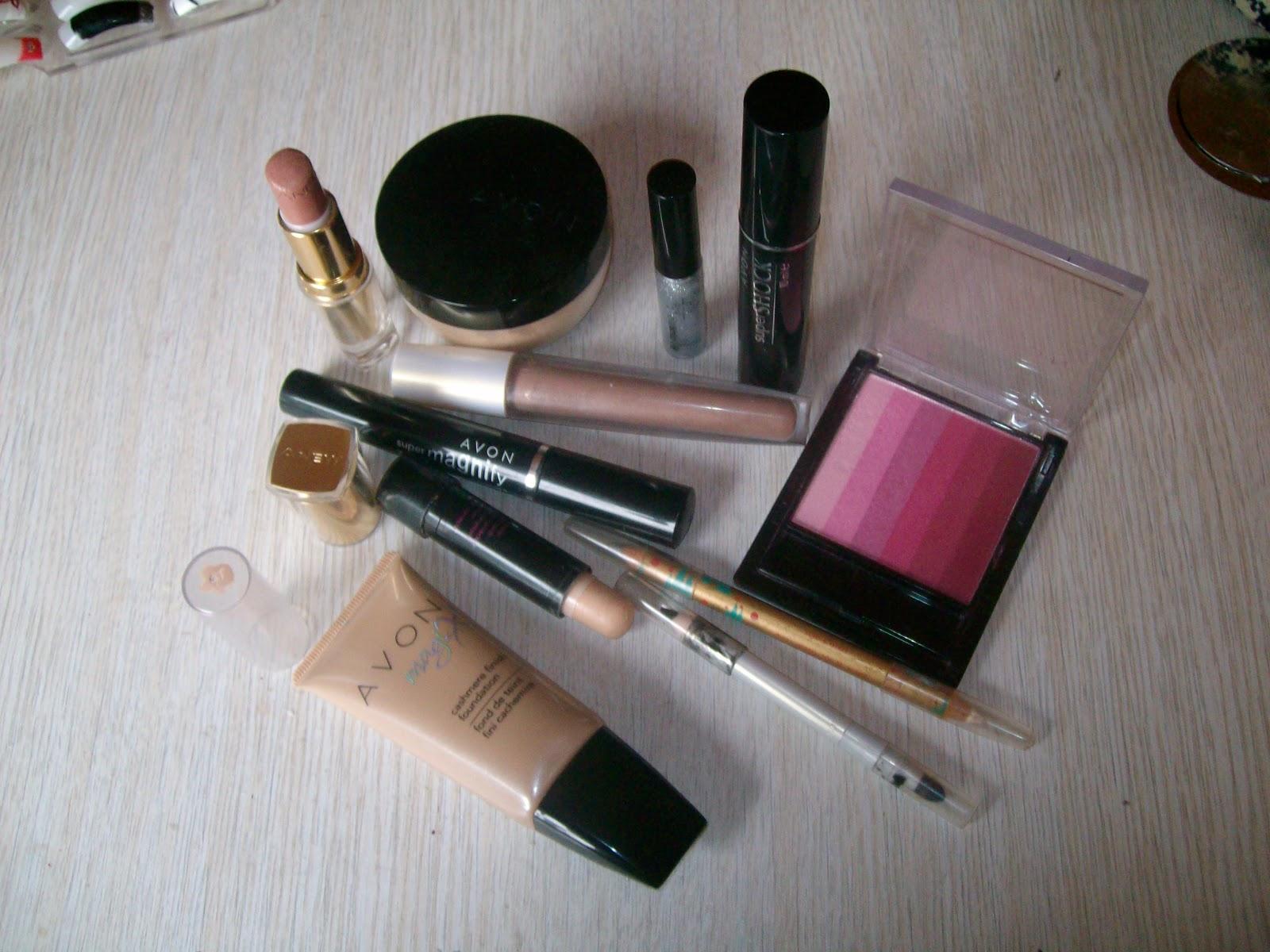 Make Up Avon Neutral Eyes Anda Zelenca Blog