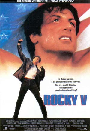 Assistir Rocky 5 Dublado Online 1990