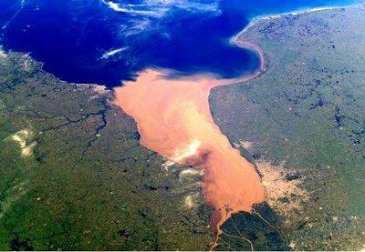 Ríos de la Amazonía