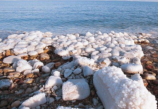 ¿Por qué el agua de mar es salada?