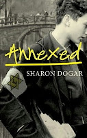 book cover for Annexed by Sharon Dogar