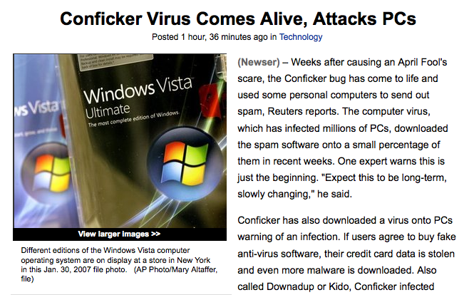 is a computer virus alive