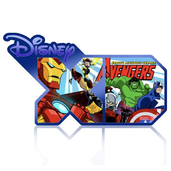 Disney XD to Begin Hosting New Marvel Universe Animated Block 1