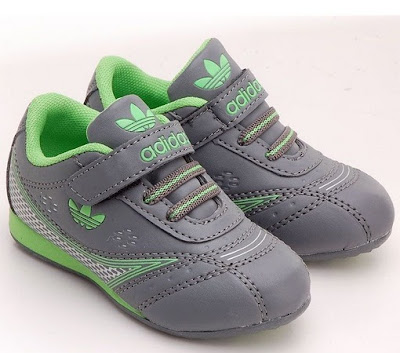 Comelnye Baby Adidas Shoes Grey Green Rm42 00