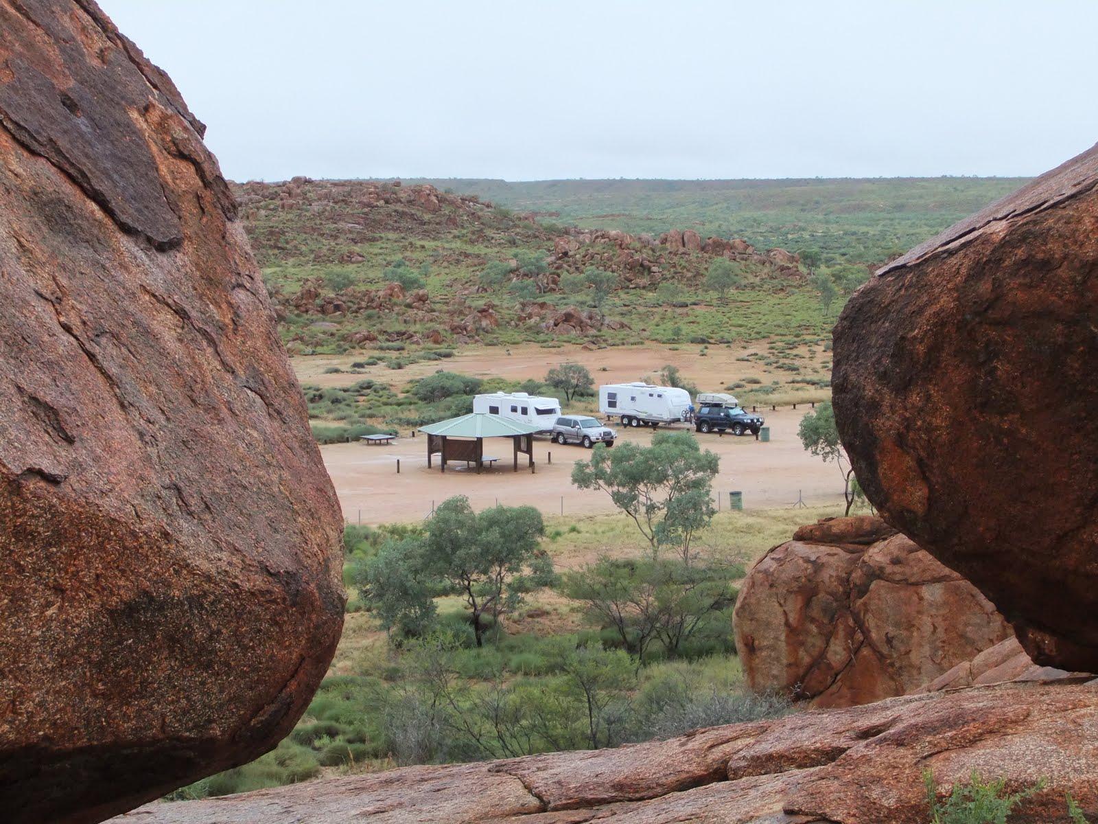 Downunda S Travels Devil S Marbles Conservation Reserve N T