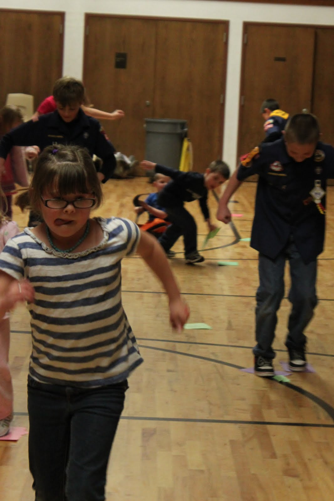 Cub Scouts Pack 7092 December Pack Meeting Fun And
