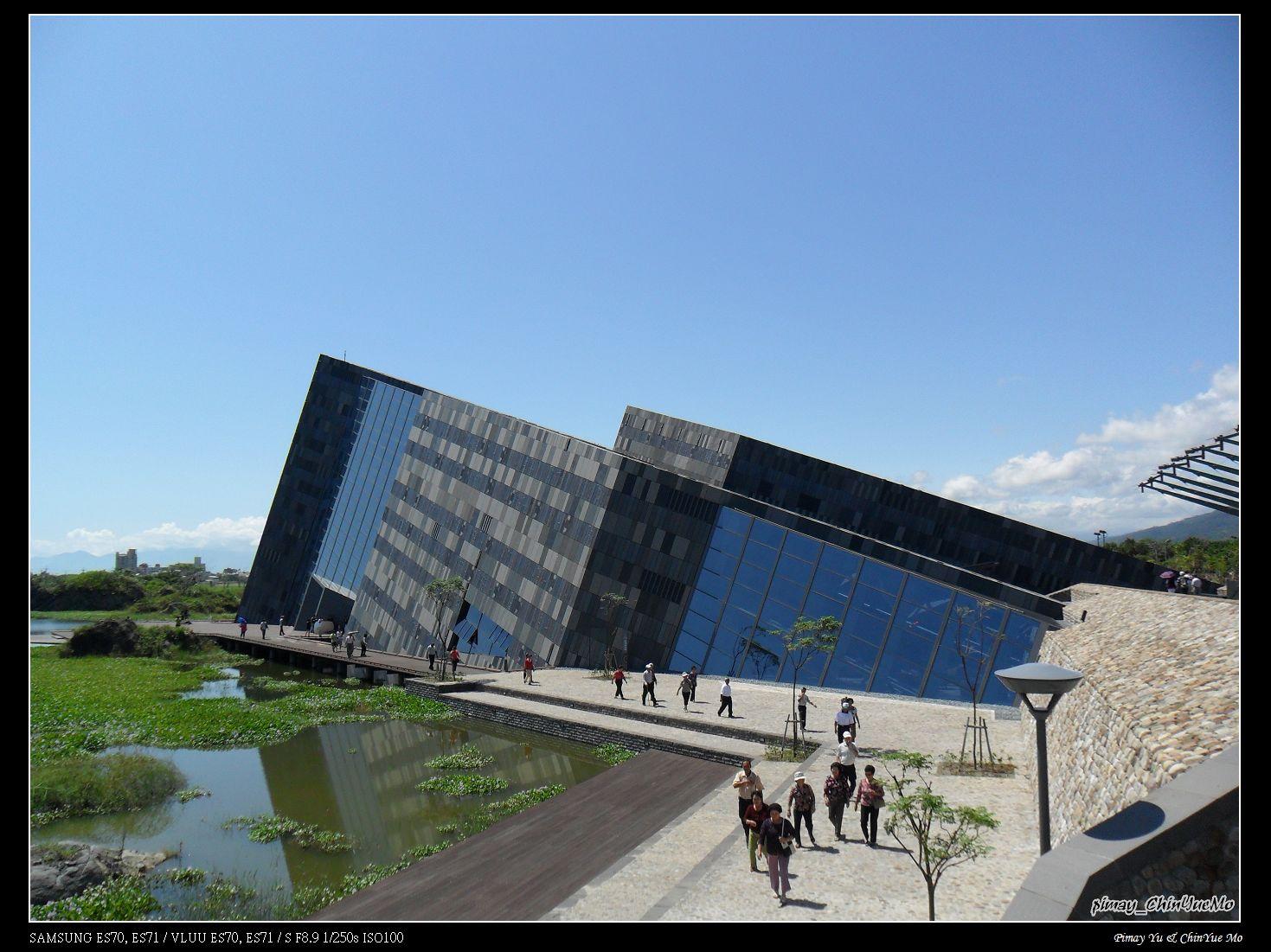 不情願的莫晴悅: 《就是愛亂跑》蘭陽博物館-2010-09-28