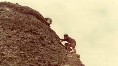 Escalada Montserrat Agulles