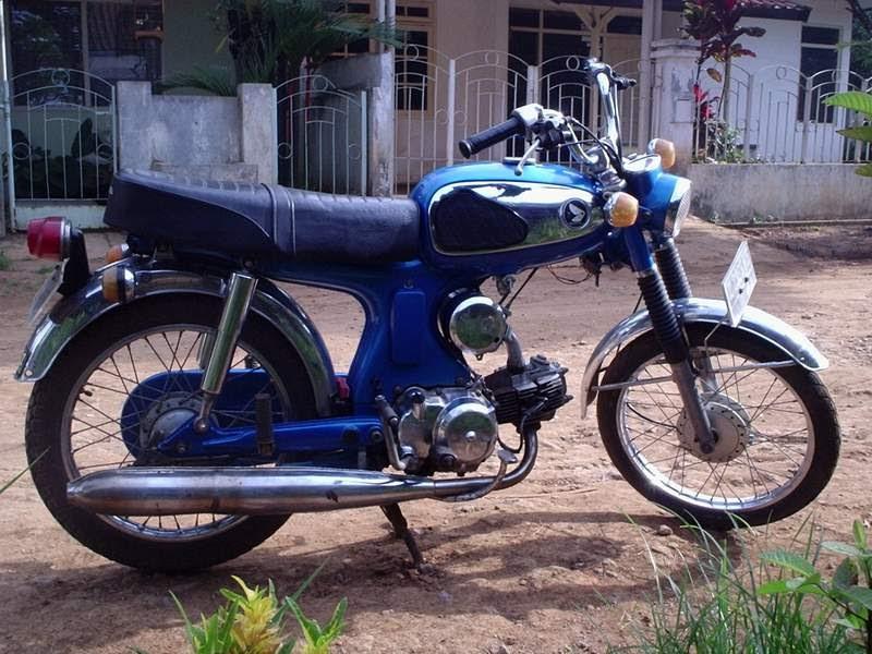 S 90 3 >> Aneka Hobby Antik Honda S90 Thn 69 Six T Nine
