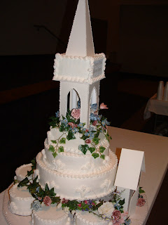 Pam Hill Cakes Church Anniversary Cake