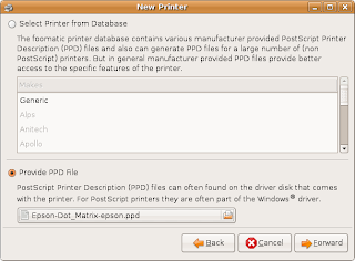 Install Linux, Driver Linux, Linux Game: How To Install Printer