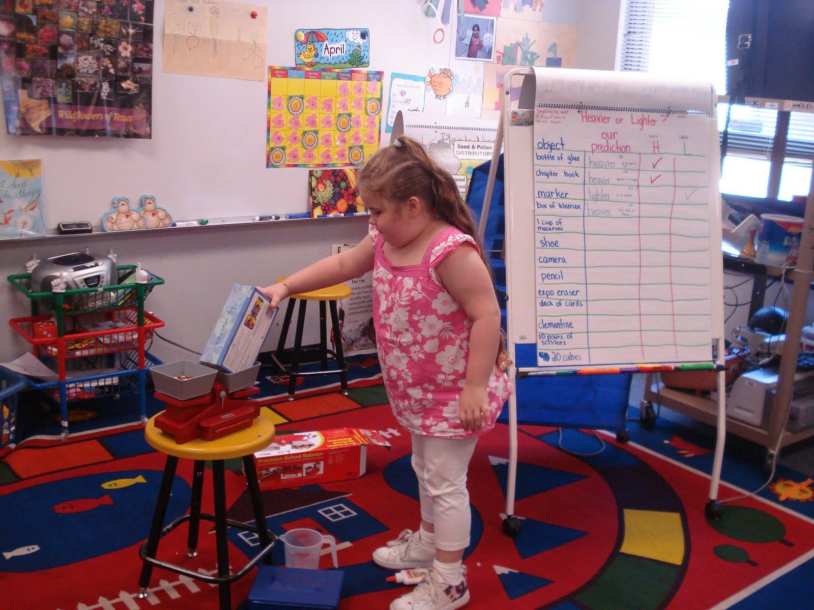 Mrs Hendrix S Kindergarten Class April