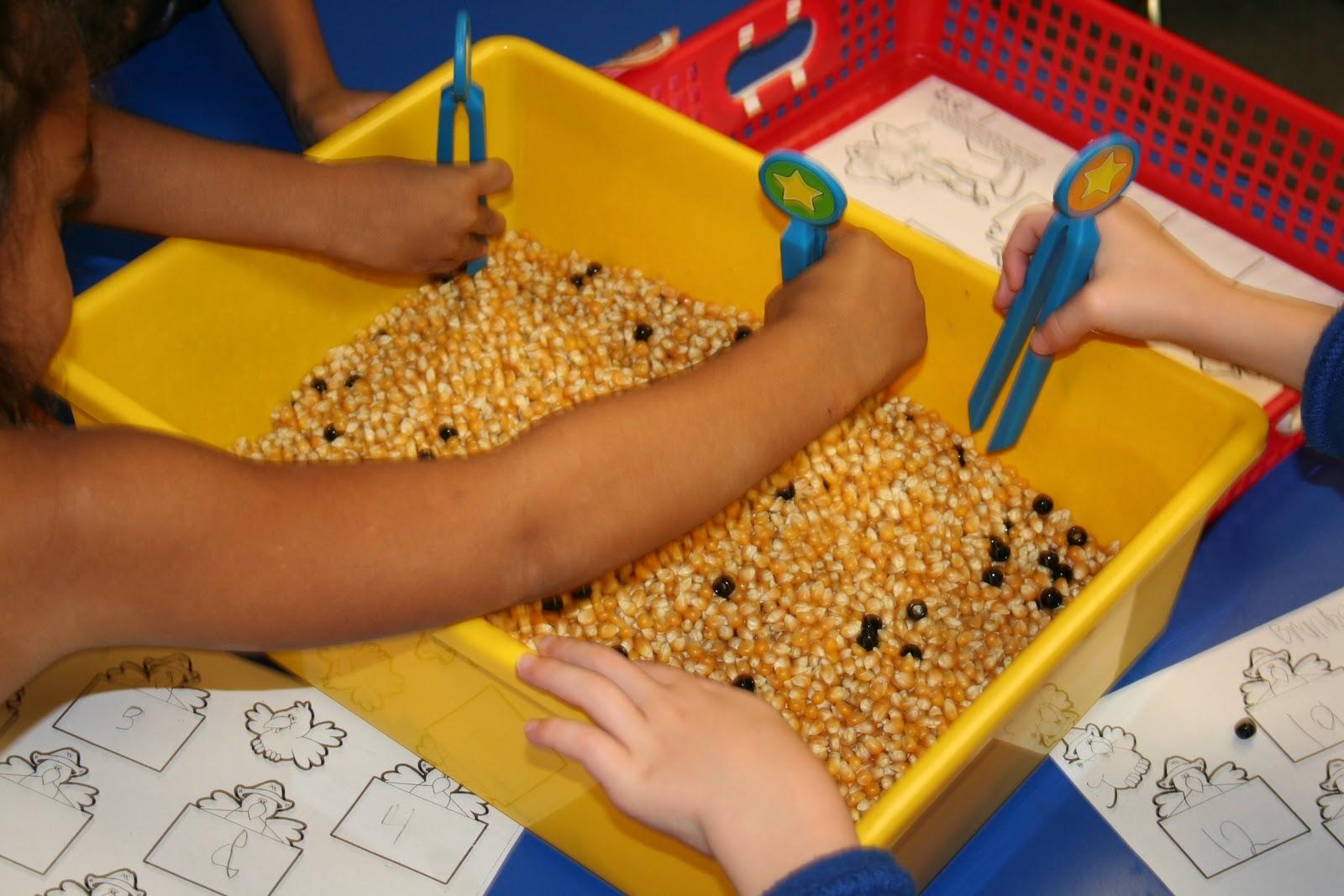 Mrs Lee S Kindergarten Scarecrows