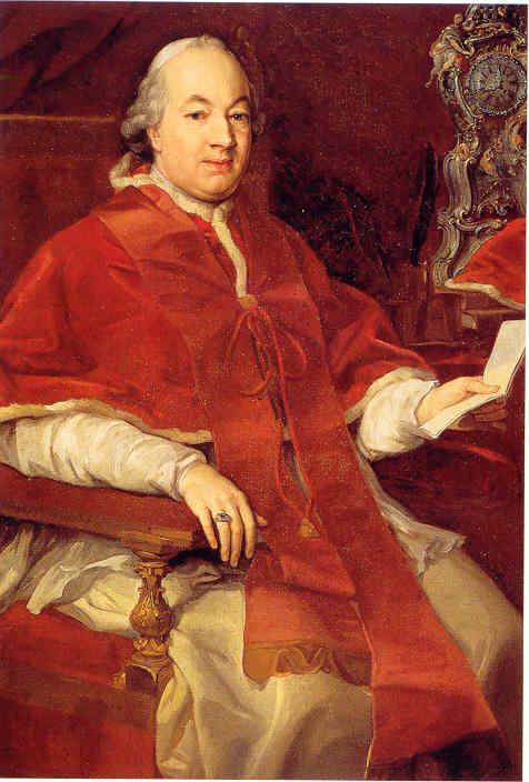 POPE PIUS VI ON MONARCHY