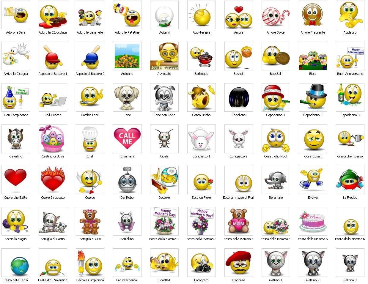 Free Animated Smiley Emoticon