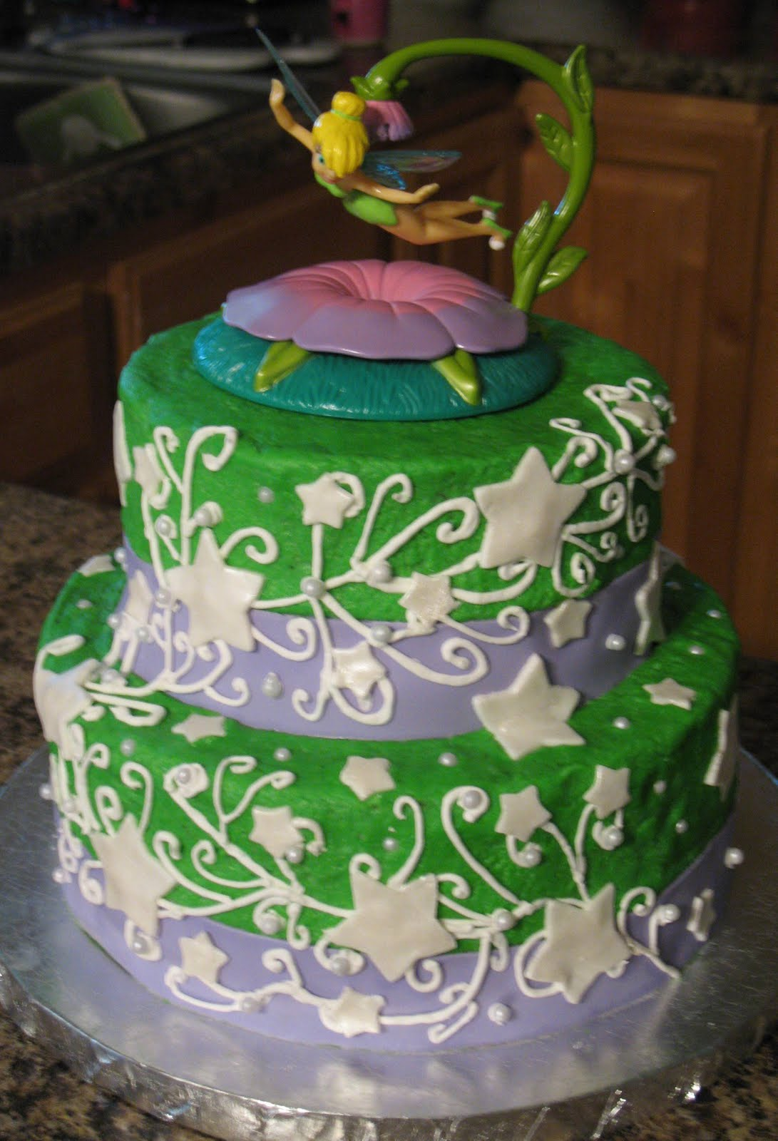 Js Cakes Tinkerbell Cake