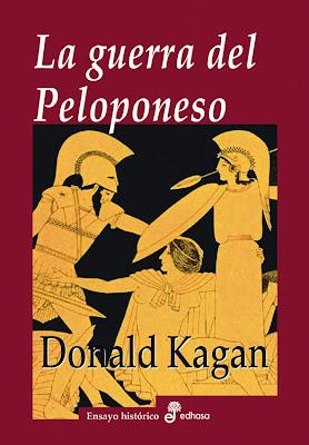 La Guerra del Peloponeso – Donald Kagan