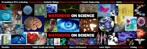 WATCHDOG ON SCIENCE