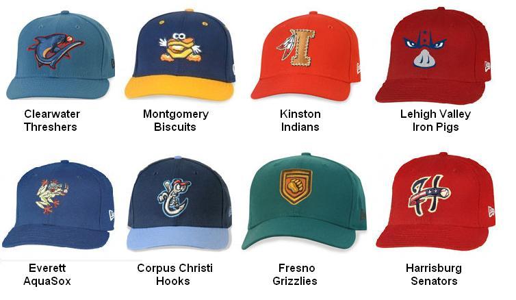 Minor League University  SMALLS TALK  Minor League Hats are the Way to Go fa214a219d4