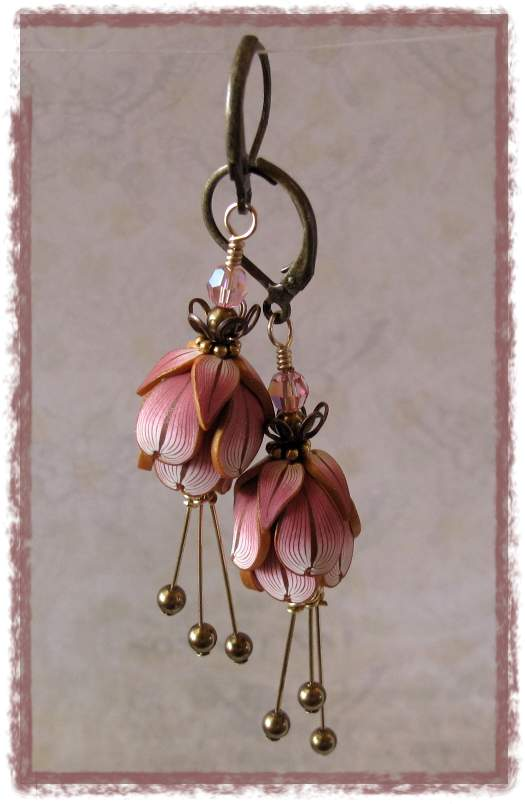 Fairy Drop Earrings By Kim