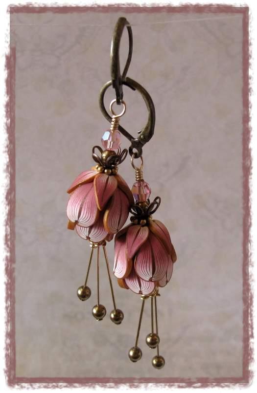 Fairy Drop Earrings By Kim