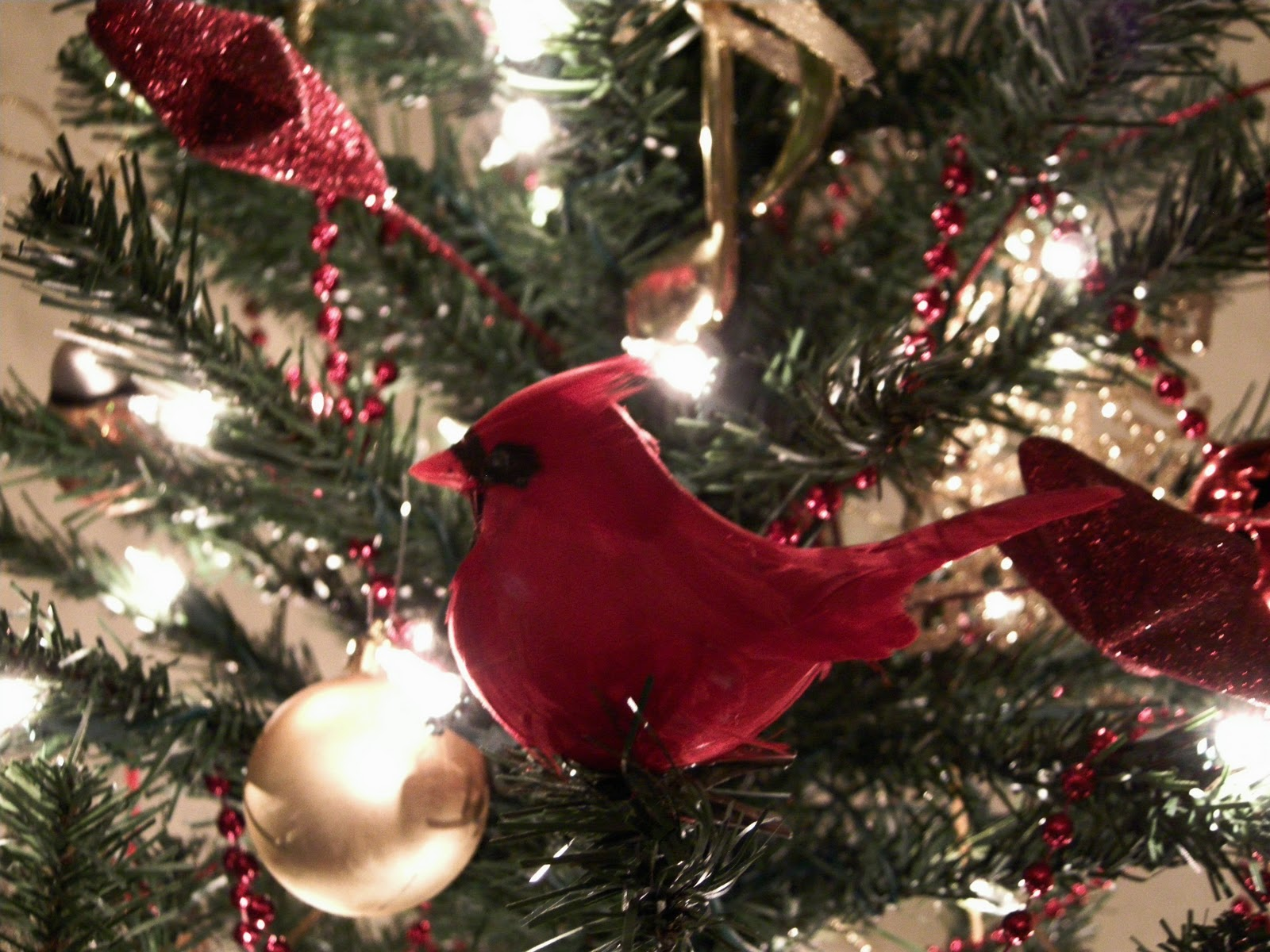 Etcetorize: Show And Tell: My Christmas Tree