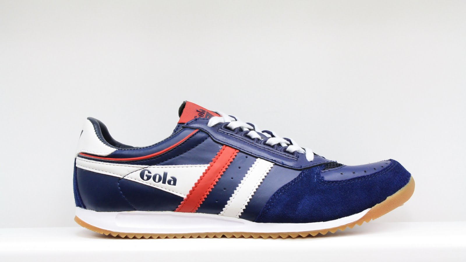 huge discount 61b61 a9208 New Gola Infinity Sneakers Available Now In DrJays Midtown Only