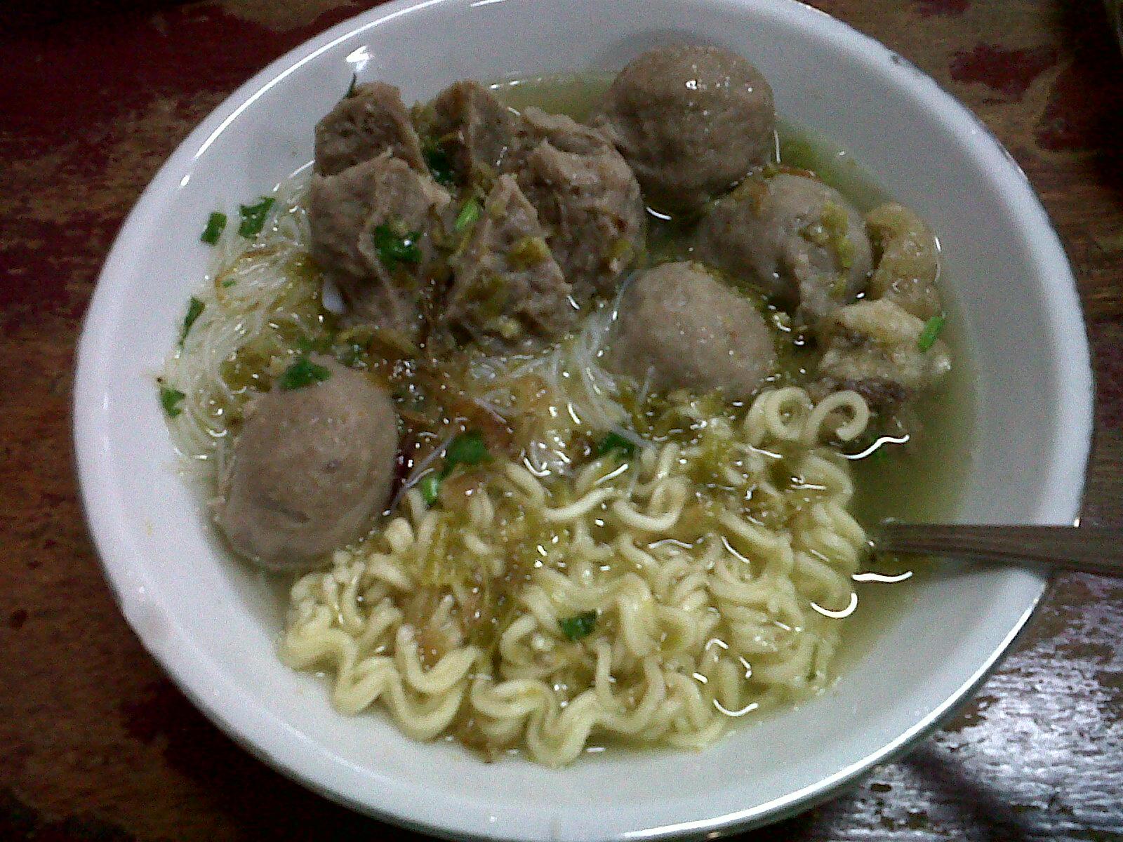 Kfc Jln Raya Bogor Bogor Travel Guide Wikitravel Kulinerku Quot;baso Bobohoquot;