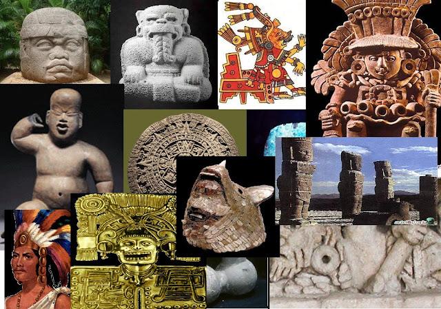 El Arte De Las Culturas Formativas De Mesoamérica: La Historia Tec: Septiembre 2010