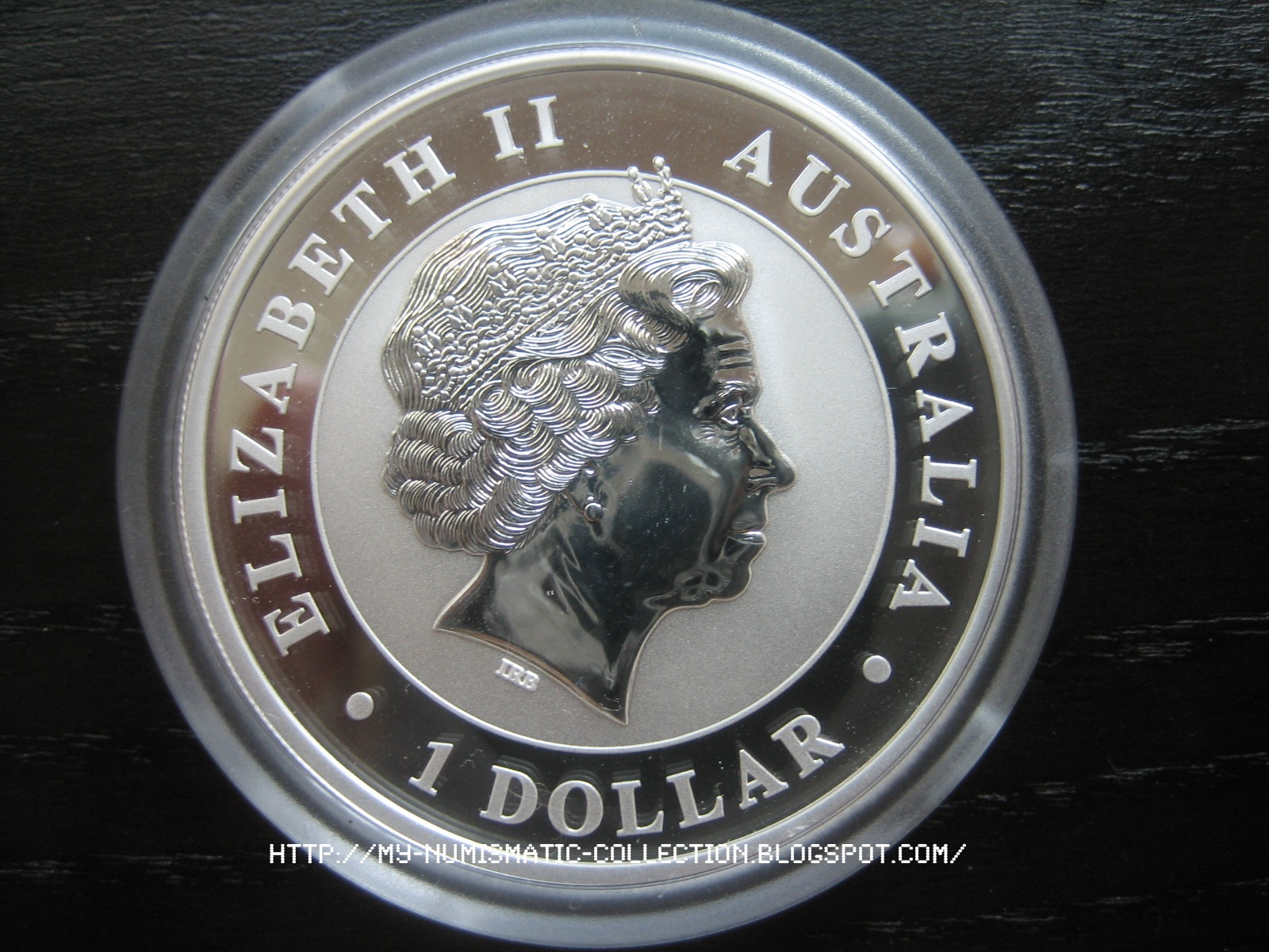 Numismatic Collection 2011 Australian Silver Koala