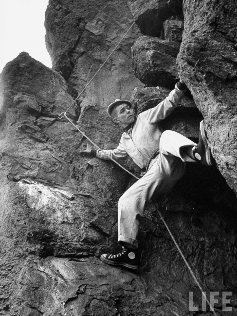 Rock Climbing Archival Blog