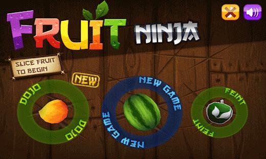 descargar fruit ninja gratis