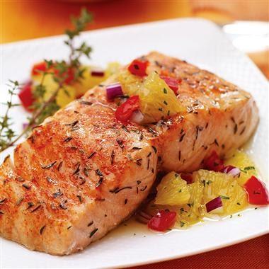 How To Cook Salmon Fillet How To Cook Salmon Fillet Like