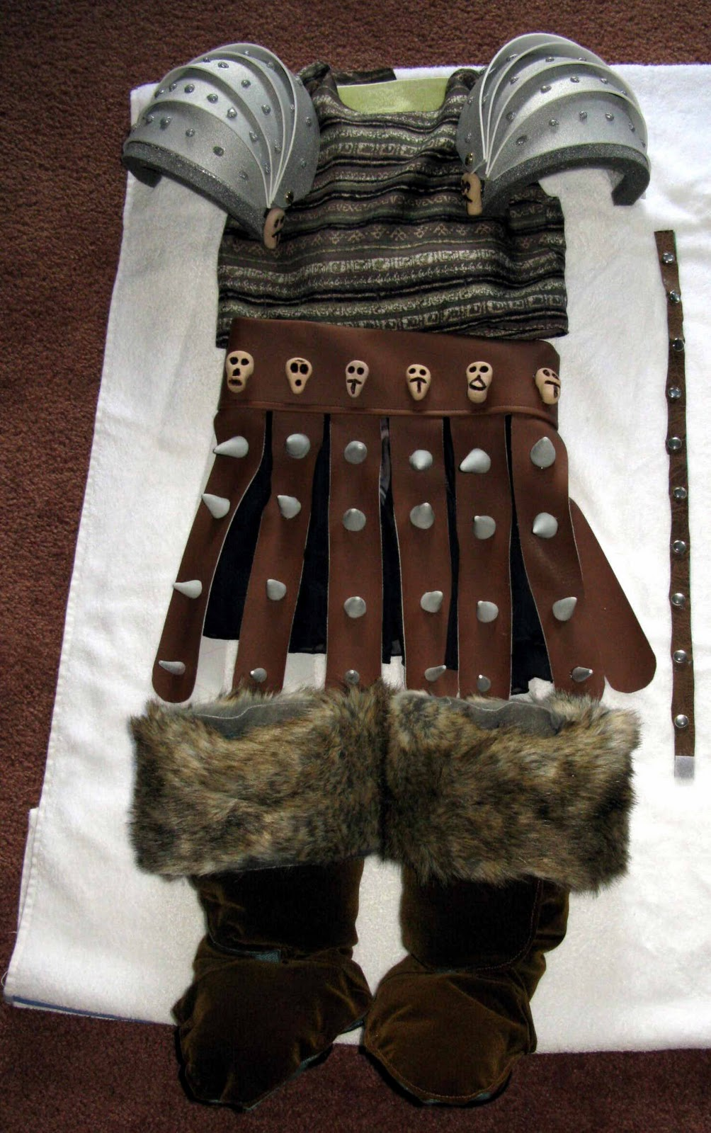 snowyegret: viking costumes