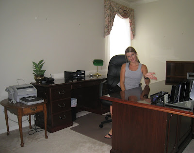 Professional organizer houston. home office after