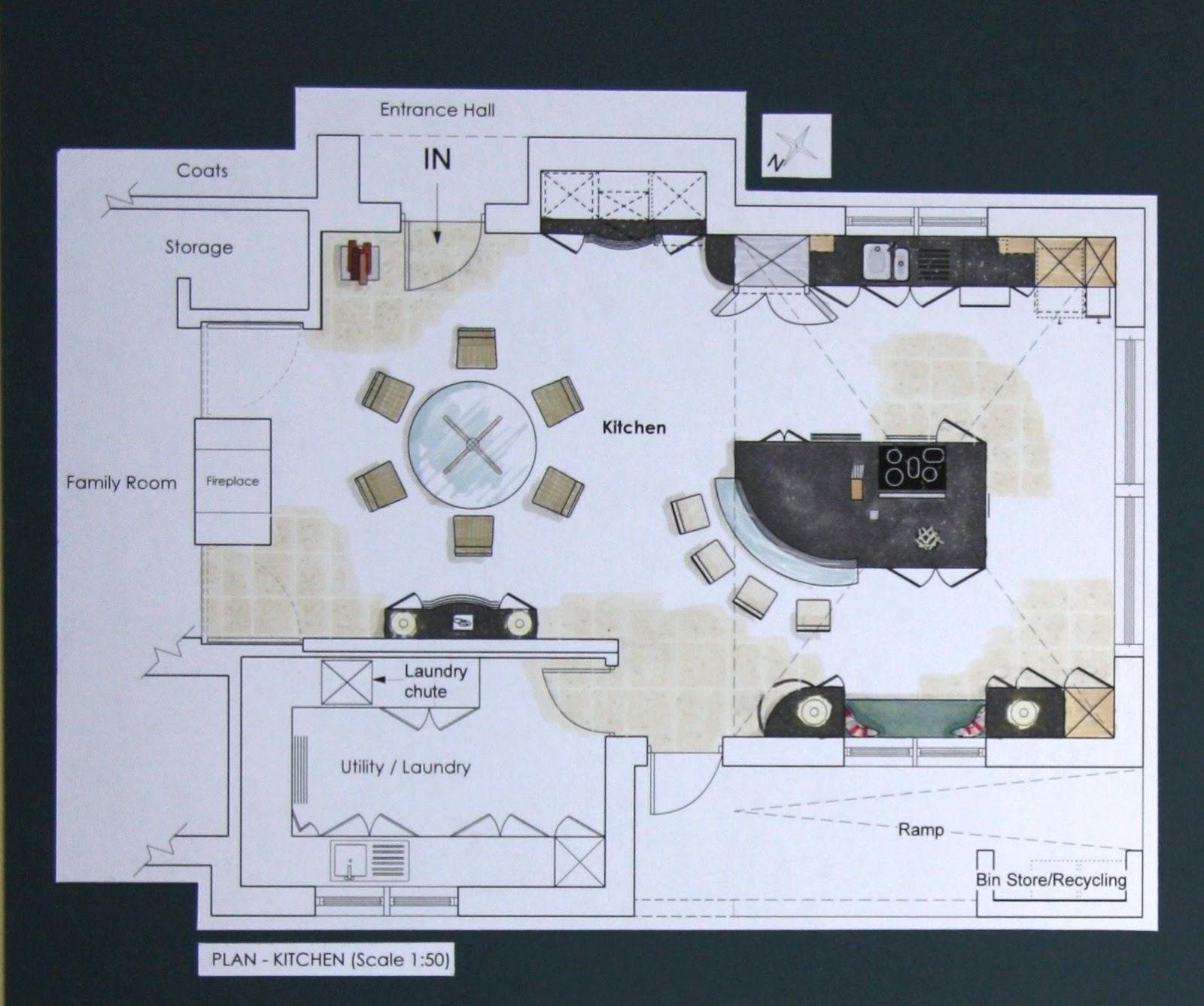 Kitchen Design Floor Plan: Kitchen Design Photos 2015
