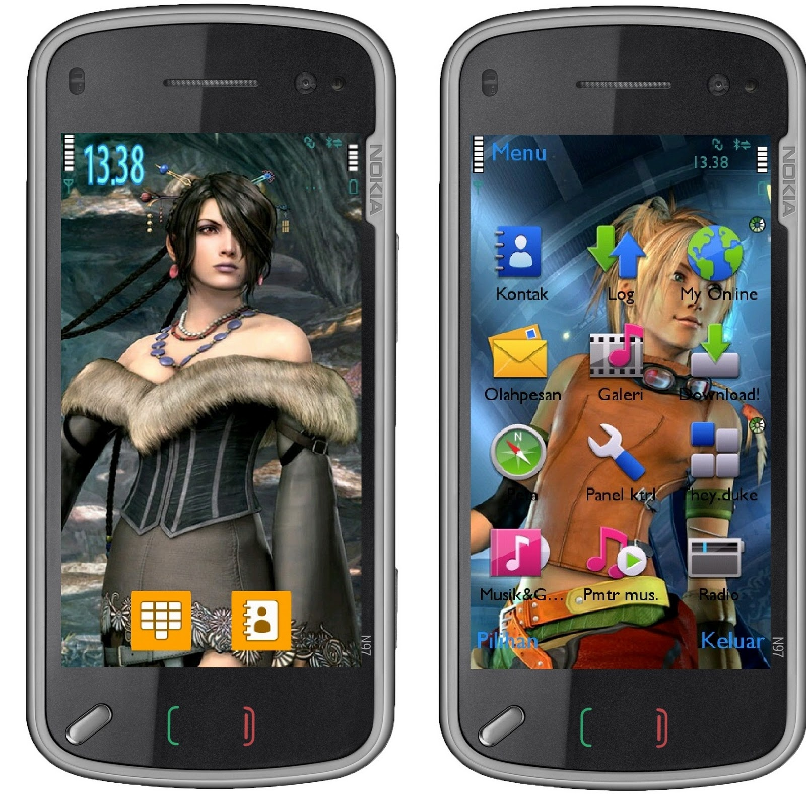 Alone Girl Wallpaper Mobile9 Pic New Posts Emo Wallpapers For Nokia 5233