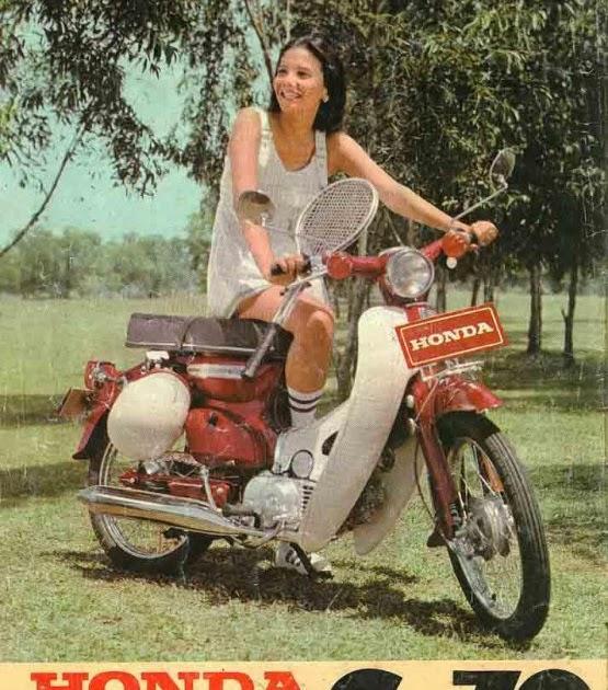 Gambar Unik Iklaniklan Sepeda Motor Tempo Doeloe