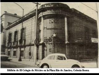 Rancho Las Voces: Noticias / México: El Colegio de México