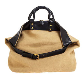 Interesting Tote that Converts into Hobo