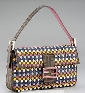 Fendi Goes Retro with Baguette from Resort Collection