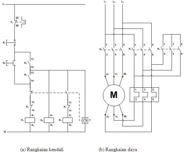 wye delta motor starter wiring diagram star delta wiring diagrams